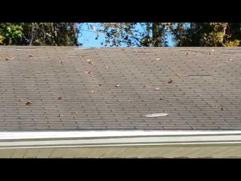 Roof Warning Signs - Asphalt Shingles - Displaced Tabs