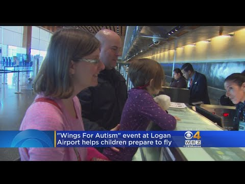 Logan Airport Allows Autistic Kids, Families To 'Test Run' Travel Routine
