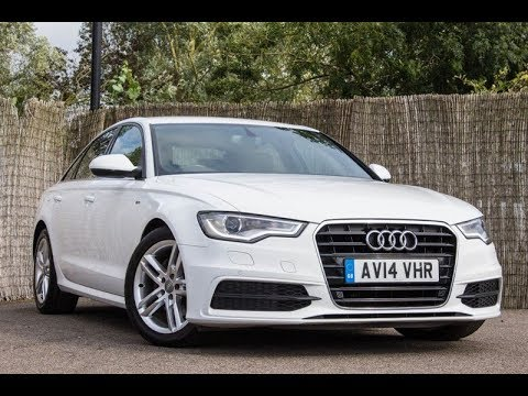 AUDI A6 ULTRA S LINE FOR SALE AT CLEARWATER AUTOMOTIVE IN ESSEX