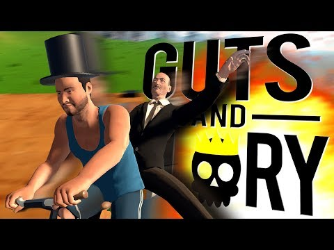 JOHN GETS A BUTLER! WHERE'S JIMMY?! - New Character Update - Guts And Glory Gameplay
