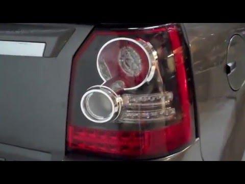 Land Rover Freelander 2 how to reset light control ECU