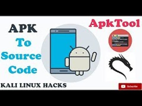 How To Get Source Code (JAVA & XML) From An Android APK File in Hindi and Urdu