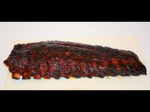 How To Grill Ribs - Hot And Fast BBQ Pork Ribs - Honey Chipotle BBQ Ribs