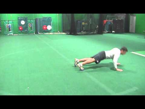 Upper Body Workout For Speed Training