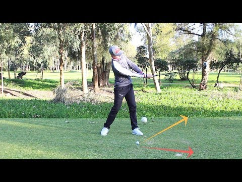 HOW TO HIT THE DRIVER LONG AND DEAD STRAIGHT