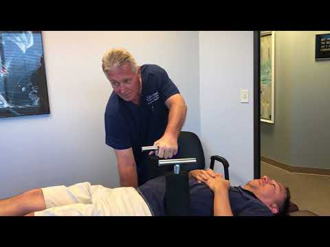 Ft Worth TX Man Rushes To Houston Chiropractor Dr Gregory Johnson For