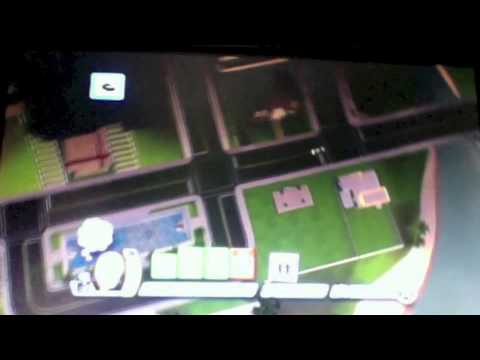 Sims 3 Wii Lets Play Episode 1