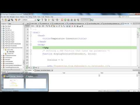 CMTC 295 - PHP Debugging Assignment