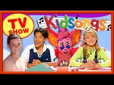 Summer Fun Kids Songs | Beach Songs | Barefootin' | Summer Songs  | Kidsongs TV Show | PBS KIds