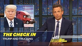 Download The Check In: Trump and Trucking Video