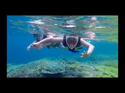 PALAWAN | ELNIDO | APULIT ISLAND | SNORKELING | KAYAK | PART3