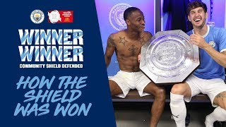 HOW THE COMMUNITY SHIELD WAS WON | ACCESS ALL AREAS