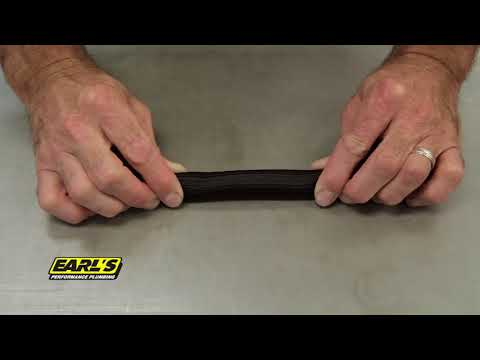 How To Assemble Earl's Ultra Pro Twist on Fittings & Polyester Braid Hose Series Ends