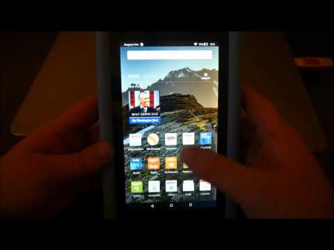 $50 Amazon Fire Tablet ShowBox How To Move Movies & TV Shows To SD Card