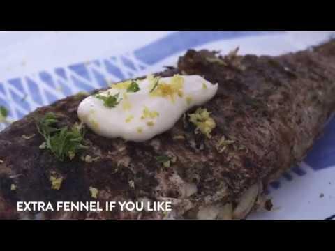 Hellmann's | Fennel Croaker