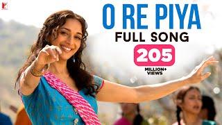 O Re Piya | Full Song | Aaja Nachle | Madhuri Dixit | Rahat Fateh Ali Khan | Salim-Sulaiman, Jaideep
