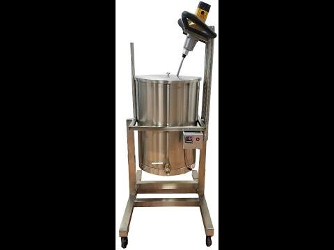 Pot Tipper Complete Soap Making System