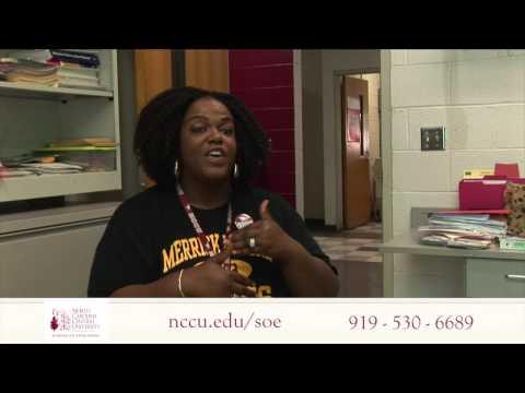 North Carolina Central University - School of Education - Teacher Assistants to Teachers