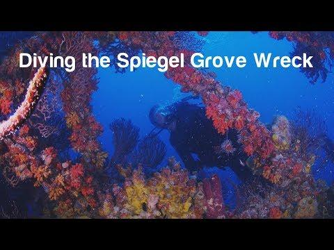 How to Do Florida: Diving the Spiegel Grove Wreck, Key Largo