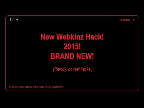 New Webkinz Hack! (Parody)
