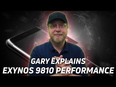 What is the performance of the Exynos 9810? - Gary Explains