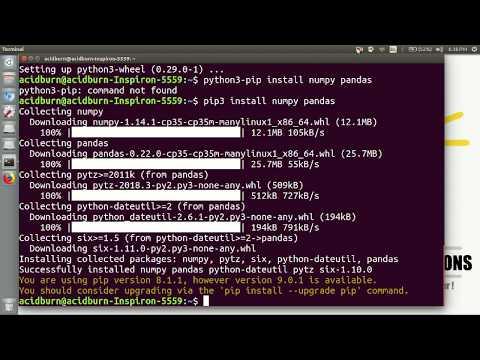 how to install python 3.7 on ubuntu 16.04 lts