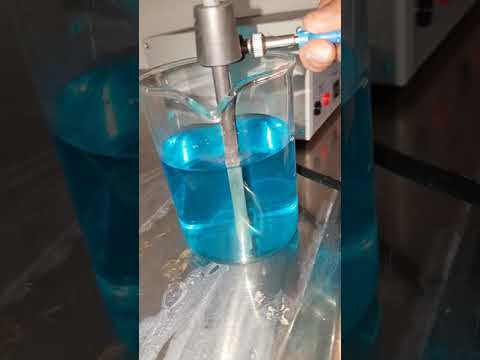 Electrolysis lf copper chloride - Natural science experiment EPIC REACTION!!! :O