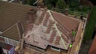 Roof replacements - How to replace and repair pitched roof (Argyle Roofing)