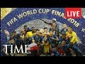 France To Celebrate World Cup Win In Paris Victory Parade | LIVE | TIME