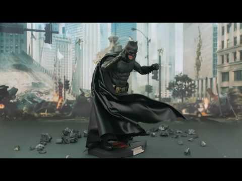 BATMAN WIRED CAPE TUTORIAL