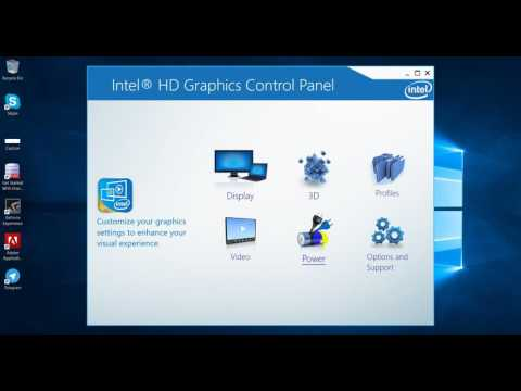 How To Switch From Integrated Graphics To Dedicated Graphics