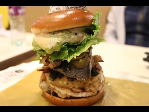 I Created a MASSIVE 18 Ingredient McDonald's Burger in Hong Kong & It was AWESOME!