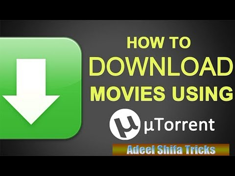 How to Download Movies for free using Utorrent and Pirate Bay hindi/urdu