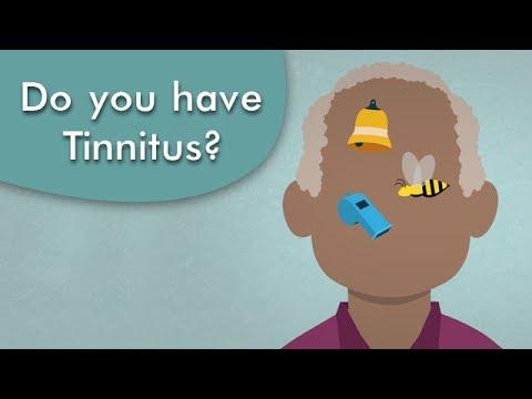Do you have tinnitus?