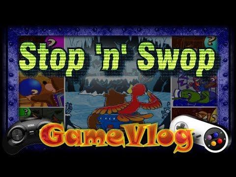 GameVlog 07 - A verdade por trás do stop 'N' Swop