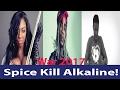 Spice VS  Fabian Vendetta & Alkaline
