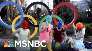 Pussy Riot Co-Founder Wants To 'Punch Roy Moore In The Face' | AM Joy | MSNBC
