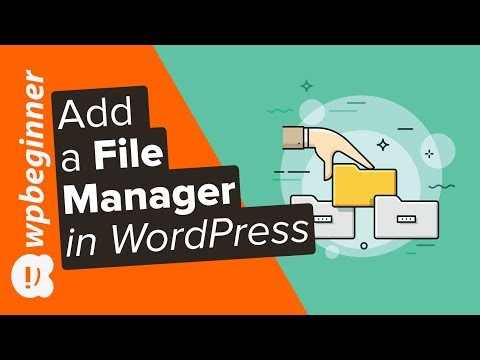 How to Add a FTP like File Manager in Your WordPress Site