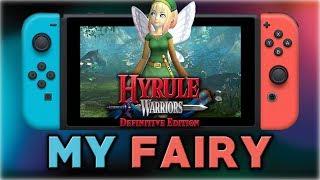 hyrule warriors definitive edition fairy skills