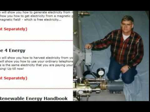 Nikola Tesla's secret device|how to build FREE energy supply generator