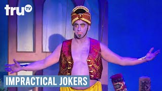 Download Impractical Jokers - Joe the Genie (Punishment) | truTV Video