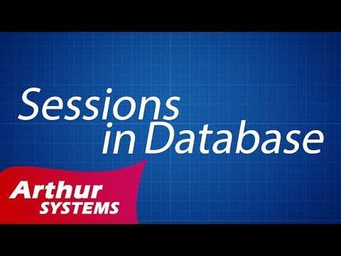 PHP - Storing Sessions in a Database - Part 1