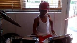 Bermuda Gombey Drum Beat