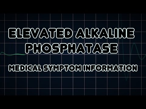 Elevated alkaline phosphatase (Medical Symptom)