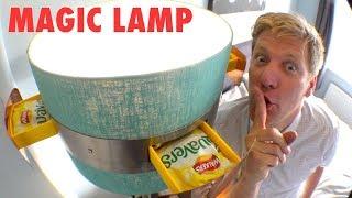 Ultimate Hiding Hacks #2 Expanding Magic Lamp