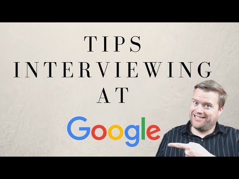 How To Pass A Google Interview