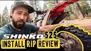 Amazing & Cheap Gummy Tire: Shinko 525 Review