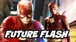The Flash 3x19 Promo - The Future Flash Explained