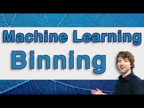 Machine Learning and Predictive Analytics - Binning Data - #MachineLearning