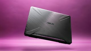 The $900 Gaming Laptop // ASUS TUF FX505 Review